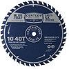Century Drill & Tool 40T Circular Saw Blade