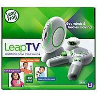 LeapFrog - LeapTV System and Games