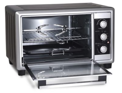 Elite Cuisine Toaster Oven and Rotisserie (Home Housewares Kitchen ...