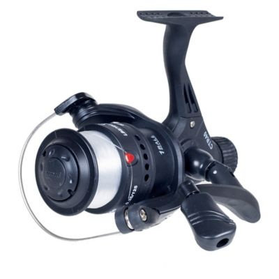 Spinning reel usa for Open face fishing reel