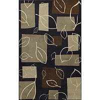 Dalyn Monterey Leaves 8 x 10 Rug
