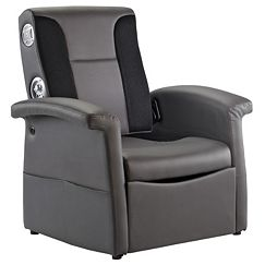 Ace Bayou Bluetooth Flip Chair with Storage