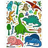 Dinosaur Wall Stickers