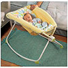 Fisher-Price Newborn Rock & Play Sleeper - Yellow