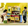 Little Tikes Wooden Kitchen/Laundry center
