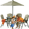 McLeland Design Green Glades 6pc Patio Set