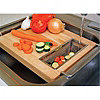 Over the Sink Wood Cutting Board