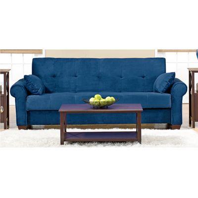 Blue Roxbury Sofa ClikClak $ 439.99