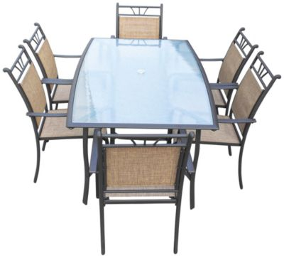 7pc Sling Dining Set $ 399.99