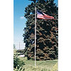 Jack Post 17ft American Flag w/Pole