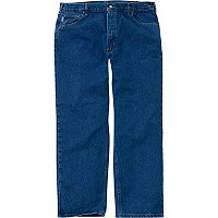 Carhartt® Relaxed Straight Leg Jean-BIG(Darkstone)