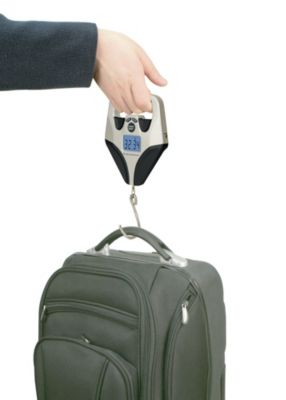 Ergonomic Digital Luggage Scale