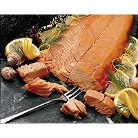 Figi''s 18 oz. Smoked Lemon/Pepper Salmon