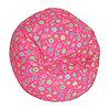 Junior Bean Bag Pink Flowers