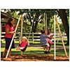 Flexible Flyer Play Now Swing Set