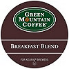 Keurig K-Cup Green Mountain Breakfast Blend Coffee