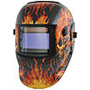 Wide View Solar Powered Welding Helmet