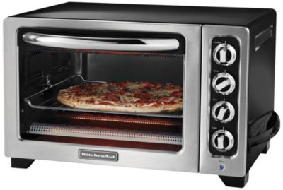 ... toaster ovens, which they call countertop ovens. Click here to see
