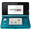 Nintendo 3DS Console in Aqua Blue