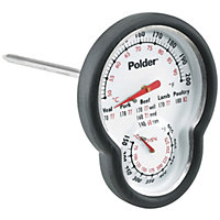 Thermometers + Timers