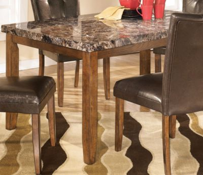 Ashley Furniture Dining Sets Signature Design By Ashley Faux Marble - Ashley furniture high top table