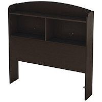 "South Shore Logik Collection Bookcase Twin 39"" HB"
