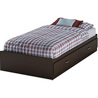 "South Shore Logik Collection 39"" Twin Mates Bed"