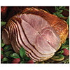 Paula Deen Half Honey Cured Spiral Ham