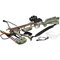 Crossbows + Bows