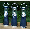 Viatek Hybrid Crank LED Lanterns (3 Pack)