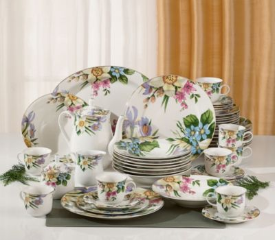 Joyous Garden 47pc Dinnerware Set $ 99.99