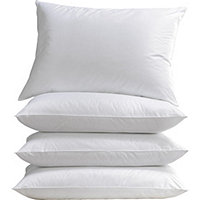 Jumbo Hypoallergenic Pillows   4 pack