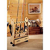 Etna Rolling Rod and Gear Rack