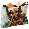 Dog Personalized Tote Bag