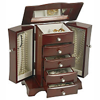 Jewelry Boxes + Holders