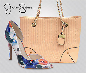 Jessica Simpson. Shoes, handbags and dresses. Up to 40% OFF*.