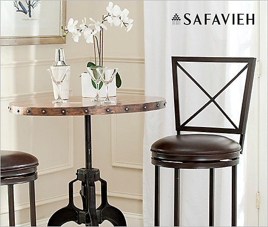 Safavieh. High-end style for your home. Up to 50% Off*.
