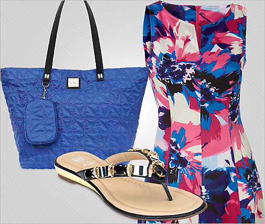 Spring Style. Dresses, handbags, sandals and more. Up to 30% Off*.