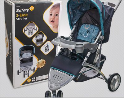Baby Gear. Car seats, strollers and more. Up to 50% OFF*