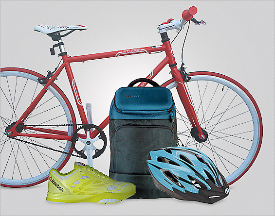 Bikes & Accessories. From Huffy, Puma, Reebok and more. Up to 50% OFF*