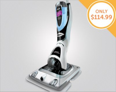 Shark Sonic Duo Carpet and Hard Floor Cleaner. For carpet, tile and more. 50% OFF*