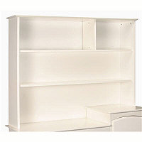 Stork Craft Beatrice Bookshelf - White