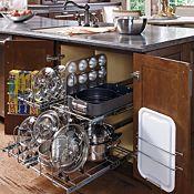 Gourmet Super Cabinet