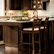Addington Cherry French Roast Kitchen Cabinets
