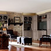 Belgrade Maple River Rock Other Cabinets