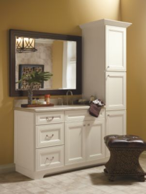 Bathroom cabinets by thomasville cabinetry