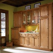 Blakely Maple Palomino Glaze Other Cabinets