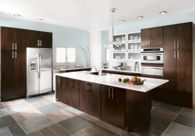 Blythe Cherry Chocolate by Thomasville Cabinetry