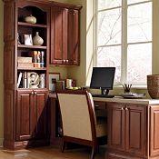 Braddock Rustic Alder Sangria Other Cabinets