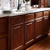 Braddock Alder Clove Kitchen Cabinets